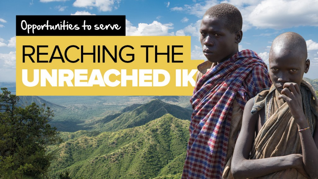 Reaching the unreached Ik