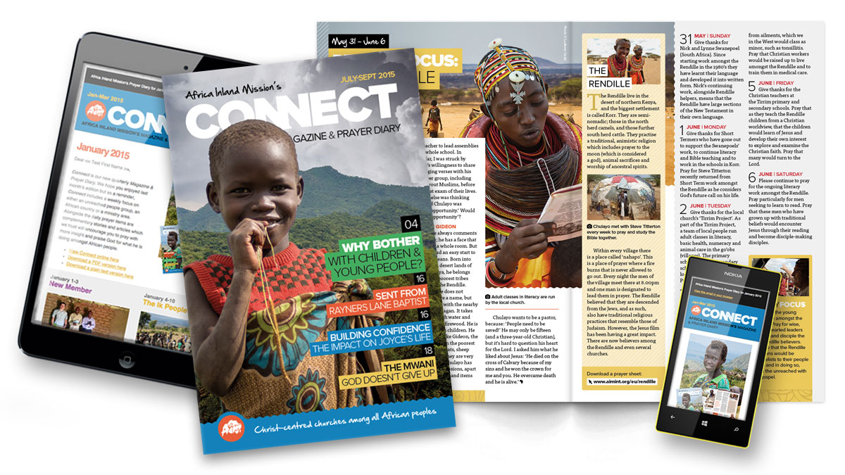 Africa Inland Mission (Europe) - Africa mission agency
