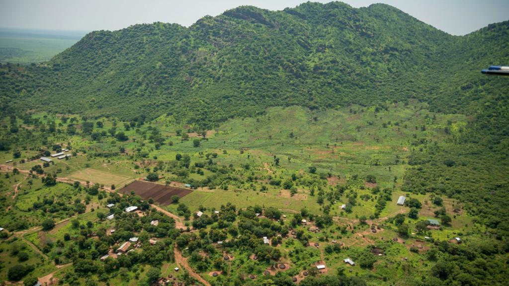 Sudan-hills