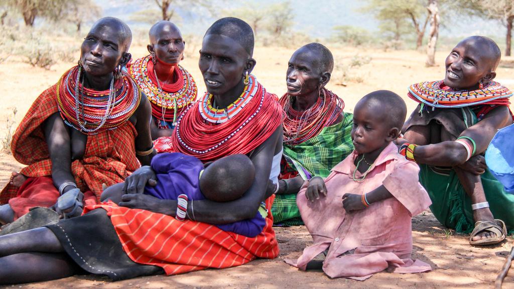 Samburu-women