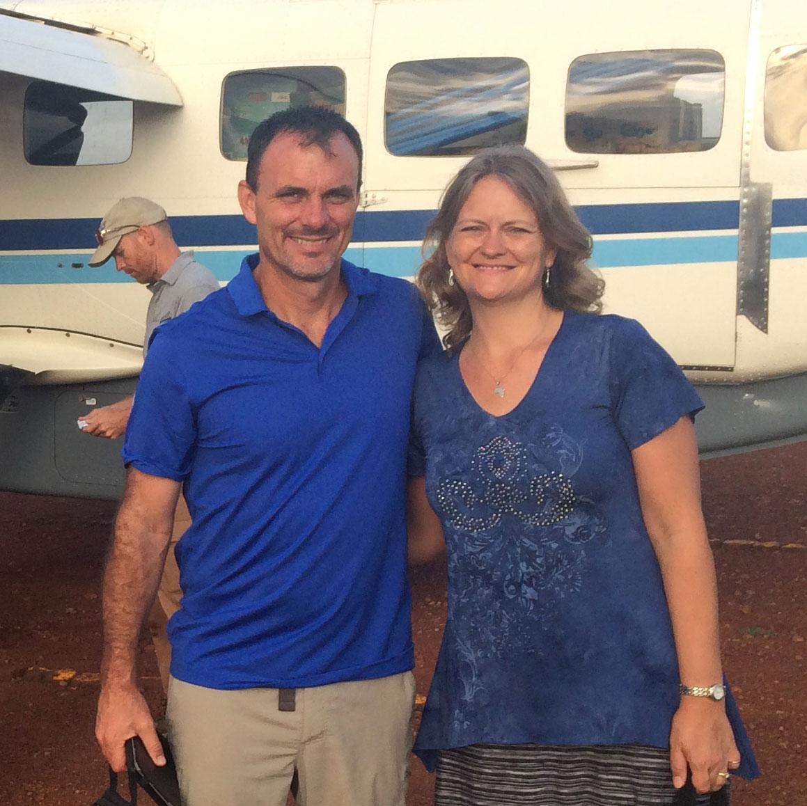 Steve & Sharon Entwistle