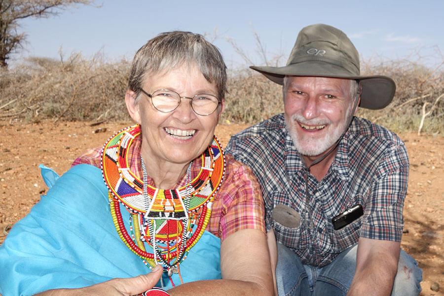 Martin & Joy Koch
