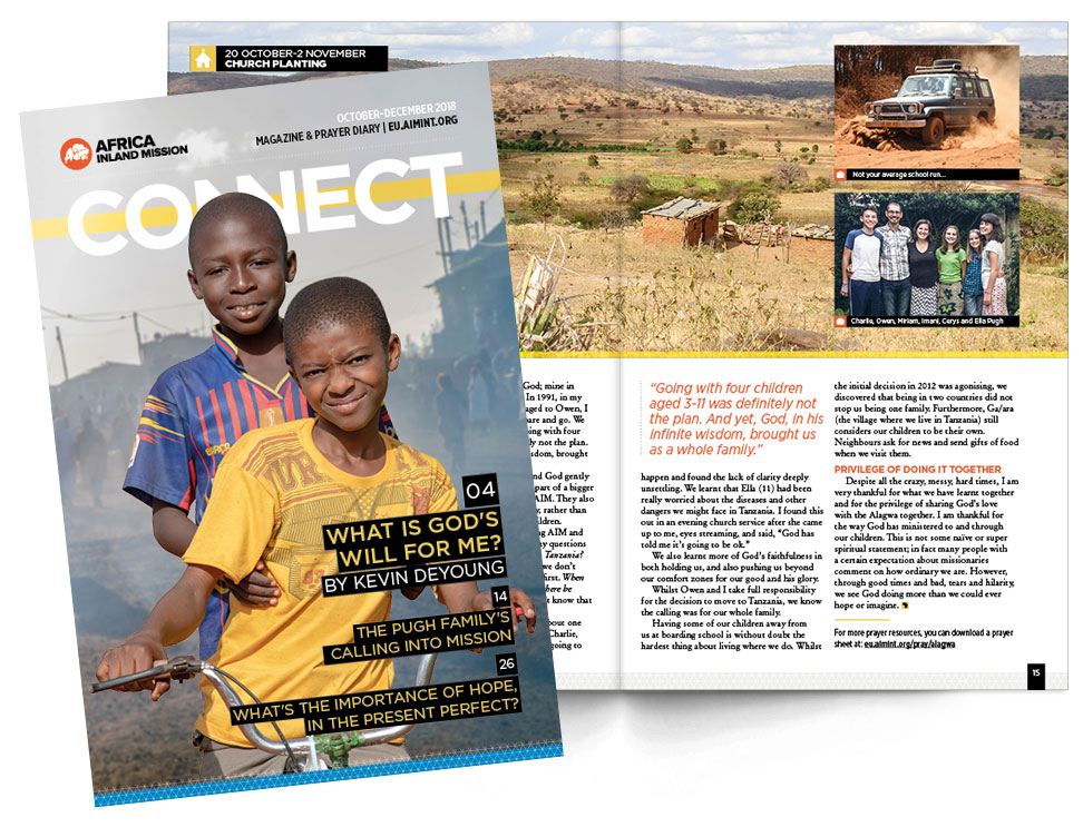 Lindsey Davies, Author at Africa Inland Mission (Europe) - Page 3 sur 20